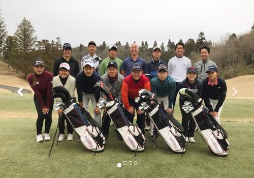 日本ウェルネススポーツ大学ゴルフ部