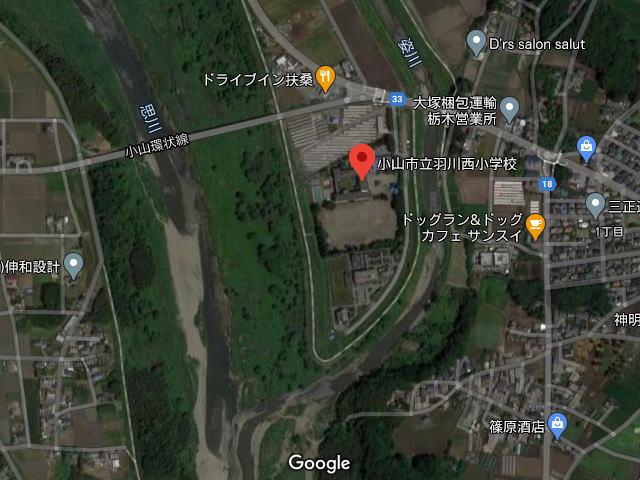 萩野公介 羽川西小学校