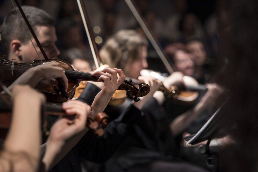 ヴァイオリン練習