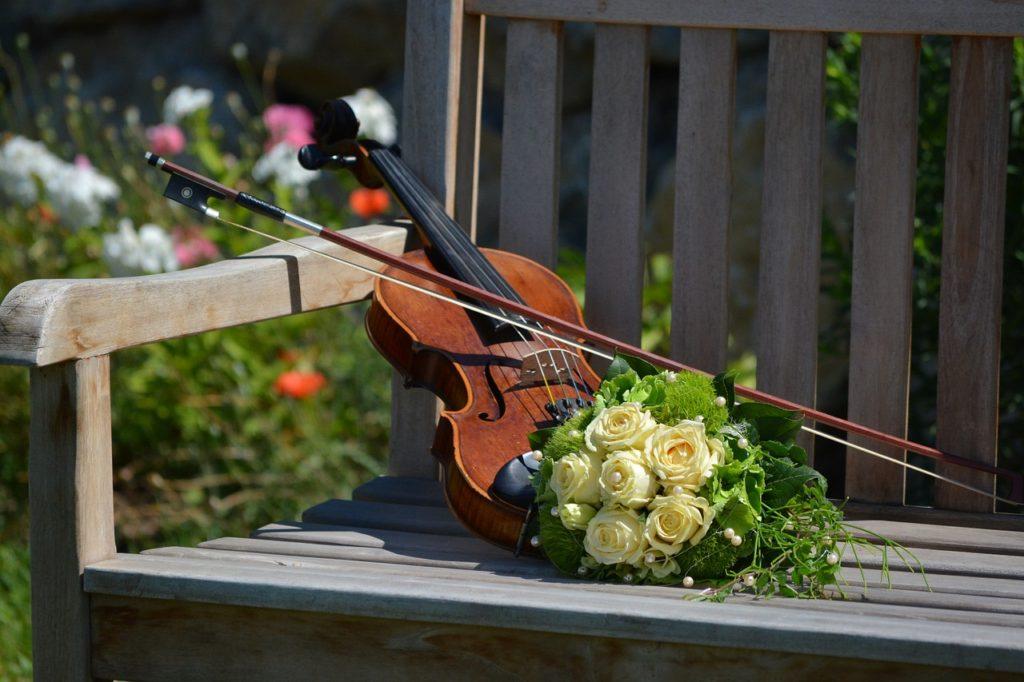 ヴァイオリン初心者