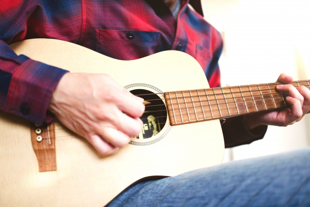 ギター教室練習